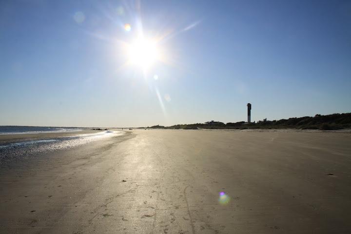 Sullivans Island Sun And Water