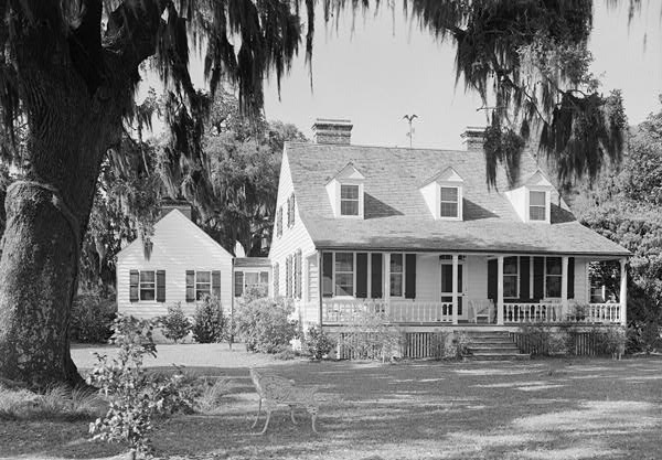 Snee Farm Plantation House c. 1828